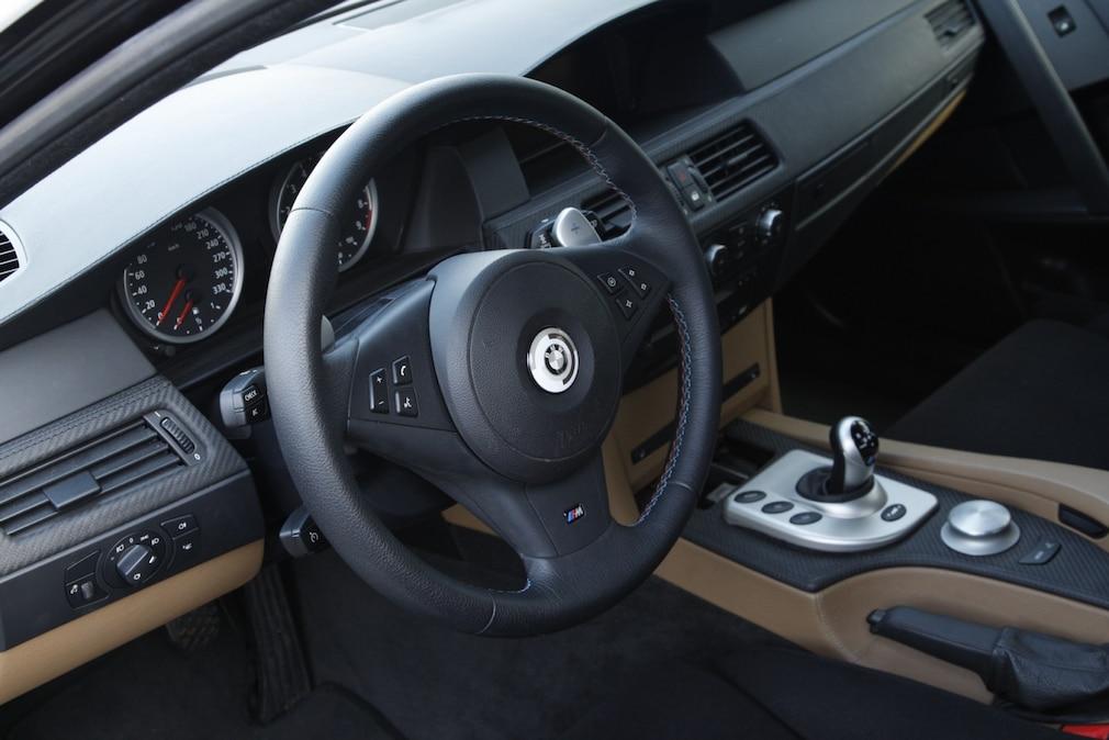 BMW M5 CSL (E60) 25 Jahre Edition