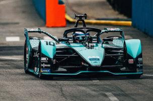 Jaguar-Star gewinnt in New York