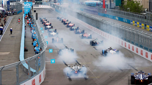 Formel E: Jean Todt