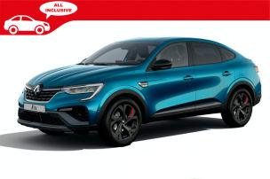 Renault Arkana (2021): Auto-Abo