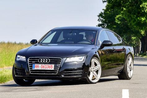 Audi A7: Gebrauchtwagen-Test - autobild.de