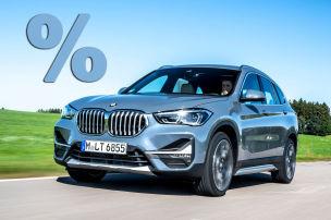 BMW X1 mit 23 Prozent Ersparnis!
