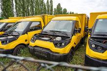 8990 Euro f�r einen Elektro-Transporter
