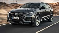 Audi RS Q8: Leasing