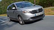 Dacia Lodgy im Gebrauchtwagen-Check