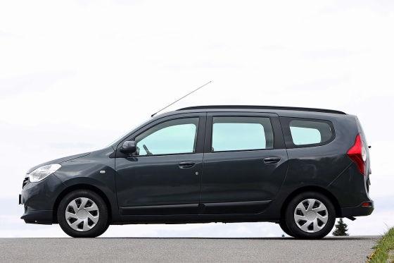 Dacia Lodgy 1.6 MPI 85 Lauréate