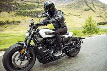 Harley-Davidson Sportster S mit 122 PS
