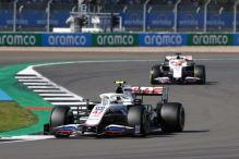 Schumacher und Mazepin sprinten sich in die Kiste