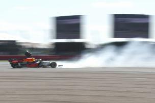 Mega-Crash zwischen Hamilton und Verstappen