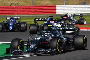Vettel und Schumacher entt�uschen