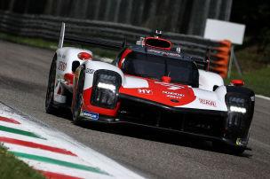 Toyota stark, Fl�rsch-Team ohne Chance