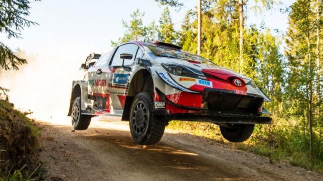 WRC: Estland Rallye