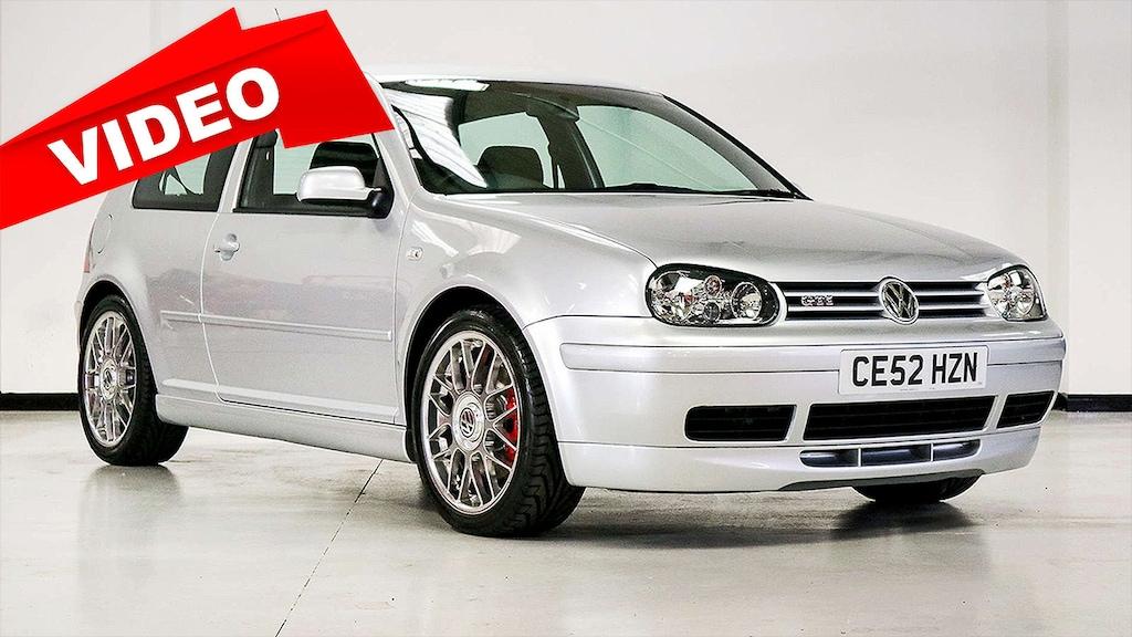 Golf 4 GTI Sondermodell zu verkaufen