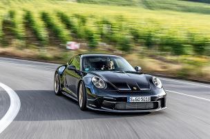 Porsche 911 GT3 Touring (992): Test