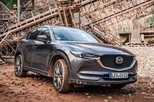Mazda CX-5: 100.000-Kilometer-Dauertest