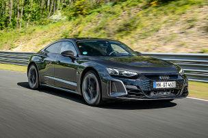 Audi RS e-tron GT: Test, Motor, Preis