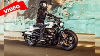Neues Einstiegs-Bike von Harley-Davidson