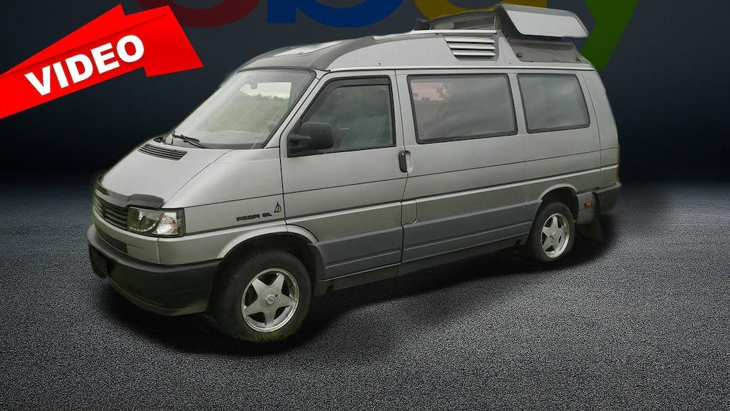 Dieser VW T4 ist mehr als ein Wohnmobil