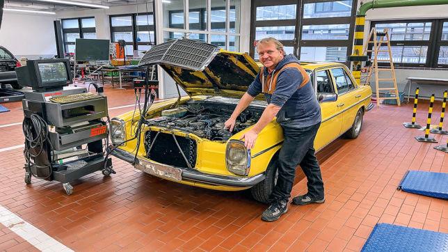 Motor-Instandhaltung: Tipps