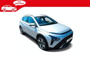 Hyundai Bayon ab 216,90 Euro mieten