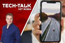 Aufmacher Tech-Talk mit Robin  Autobahn-App