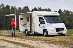 Chausson Welcome 75: Wohnmobil-Test