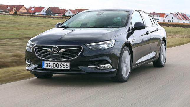 Opel Insignia im Gebrauchtwagen-Check