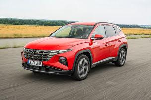 Hyundai Tucson f�r nur 124 Euro leasen