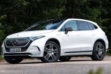 Mercedes bockt den EQS auf