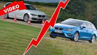 Seat Leon ST vs. BMW 3er Touring