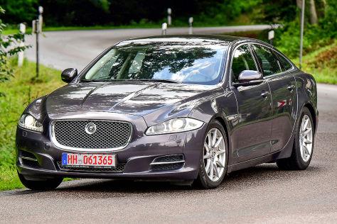 Jaguar XJ: Gebrauchtwagen-Test - autobild.de