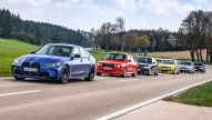BMW M3: die Geschichte der Sport-Ikone