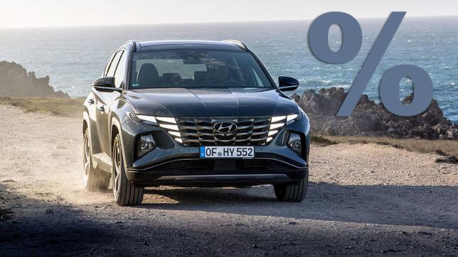Hyundai Tucson (2021): Rabatt