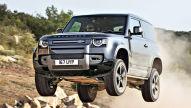 Land Rover Defender V8: Test