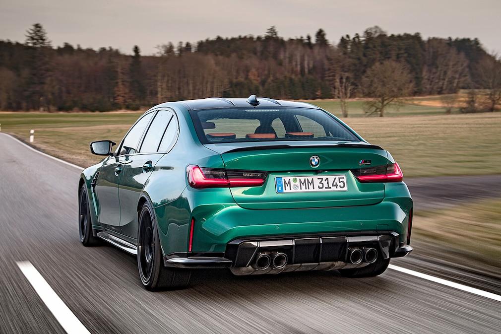 BMW M3  !! SPERRFRIST 10. März 202100:01 Uhr !!