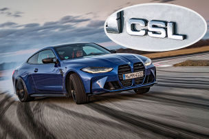 Bringt BMW bald den CSL zur�ck?