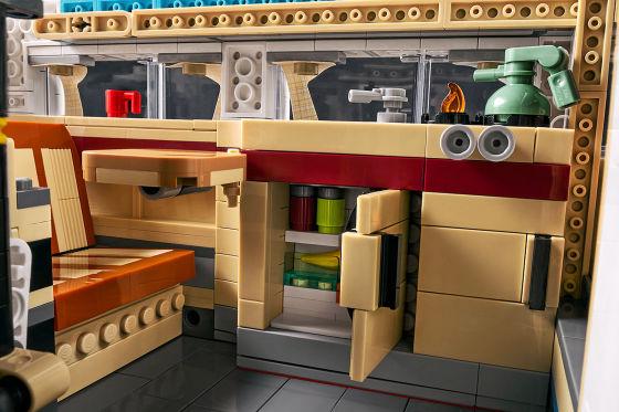 LEGO VOLKSWAGEN T2 CAMPER VAN SET