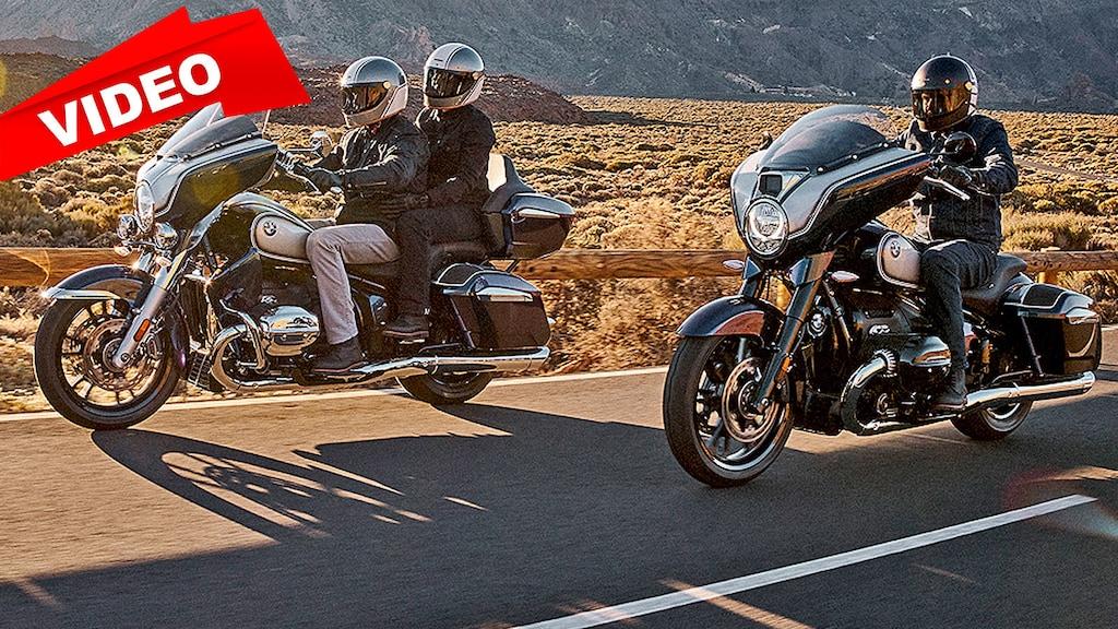 """BMWs Idee des """"American Way of Ride"""""""