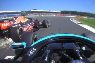 Silverstone-Crash hat ein FIA-Nachspiel