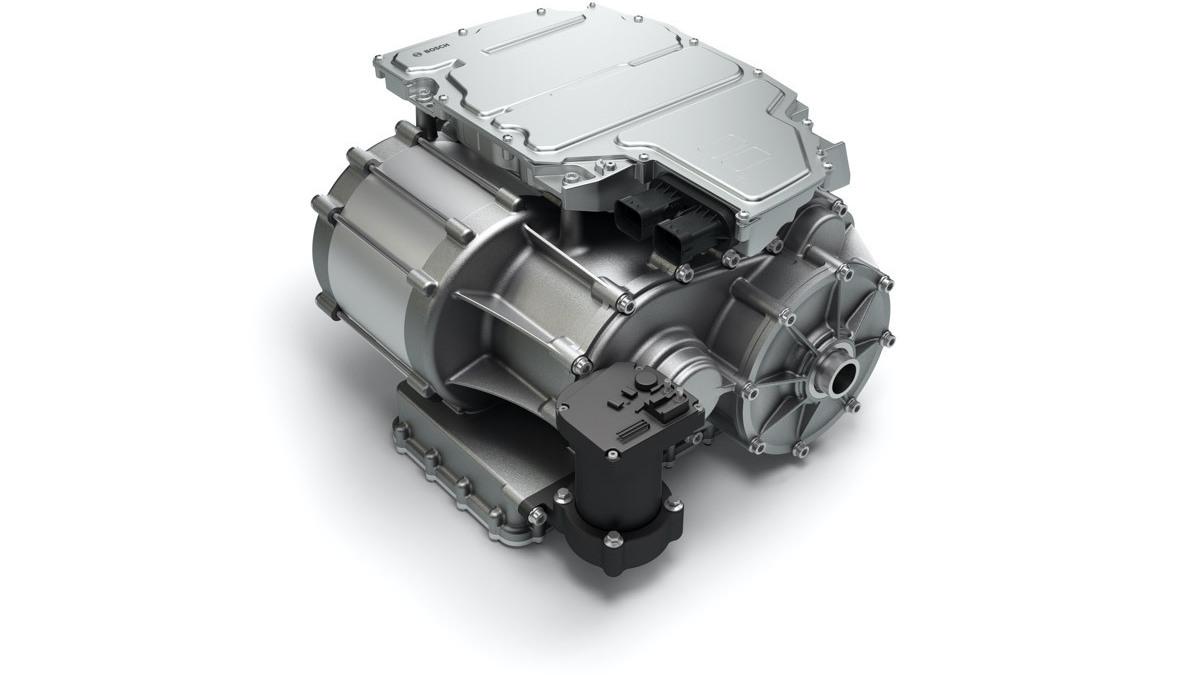 Bosch entwickelt CVT-Getriebe für Elektroautos (2021)
