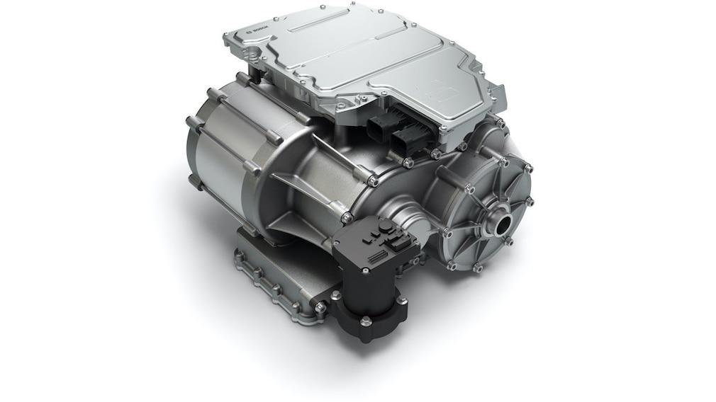 CVT-Getriebe für E-Autos von Bosch