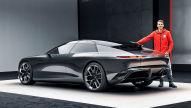 Audi Grandsphere Concept (2021)
