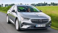 Opel Insignia 1.5D: Test