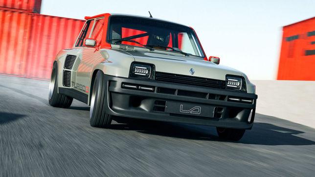Renault 5 Turbo 3 Restomod (2021)