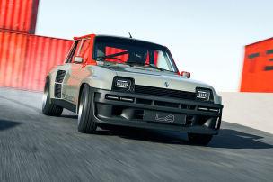 Restomod bringt R5 Turbo zur�ck