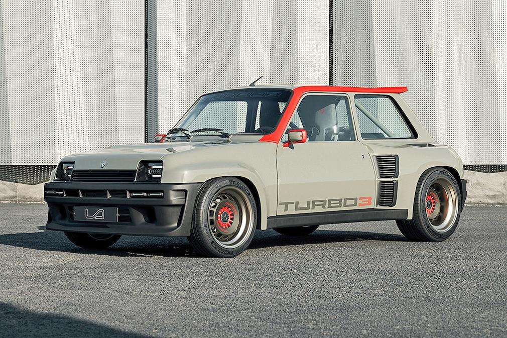 Legende Automobiles Renault 5 Turbo3