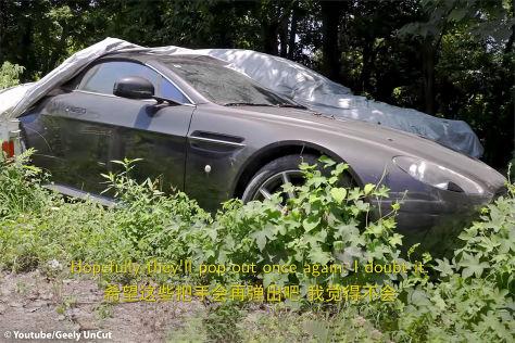 Sportwagen-Friedhof: Hier verrotten Porsche, Aston Martin und Co. - autobild.de