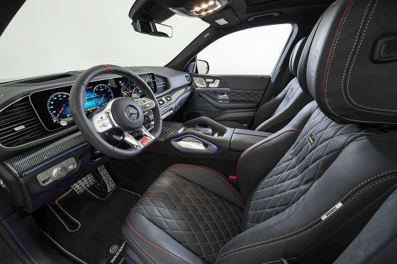 BRABUS 800 Mercedes-AMG GLS 63 4MATIC