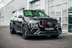 Brabus 800 GLS 63 (2021): Mercedes-AMG GLS 63, Tuning