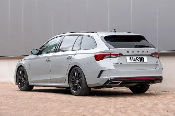 H&R Sportfedern für den Skoda Octavia Hybrid / RS